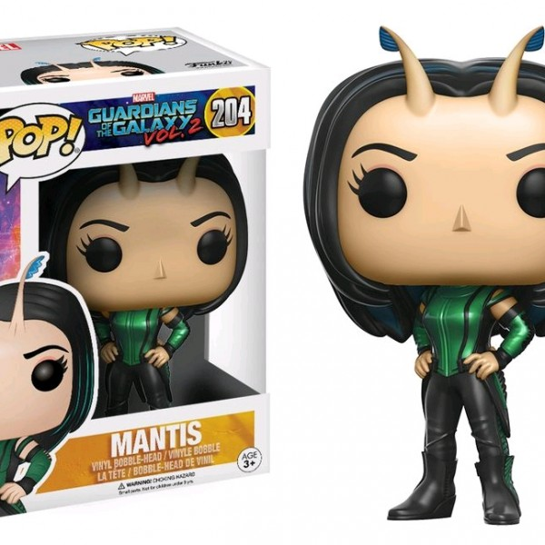 Marvel Pop Vinyl: Guardians of the Galaxy Vol 2 Mantis #204 - image GOTG2-204-Mantis-POP-600x600 on https://pop.toys