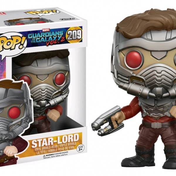 Marvel Pop Vinyl: Guardians of the Galaxy Vol 2 Star-Lord with Mask #209 - image GOTG2-209-Star-Lord-Masked-POP-600x600 on https://pop.toys