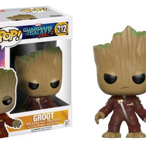 Marvel Pop Vinyl: Guardians of the Galaxy Vol 2 Groot #202 - image GOTG2-212-Groot-Angry-Ravagers-POP-300x300 on https://pop.toys