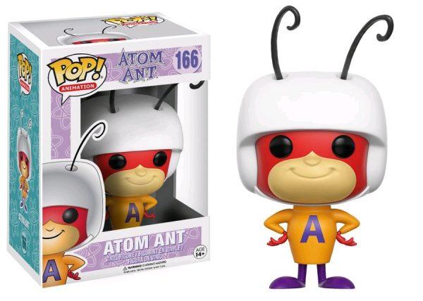 Hanna-Barbera Pop Vinyl: Atom Ant #166 - atom ant hanna-barbera pop vinyl figure - pop toys