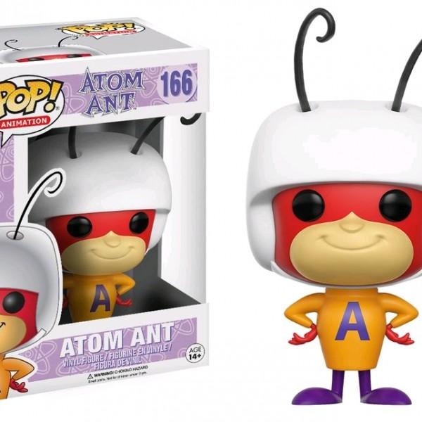 Hanna-Barbera Pop Vinyl: Atom Ant #166 - image Hanna-Barbera-Atom-Ant-POP-600x600 on https://pop.toys
