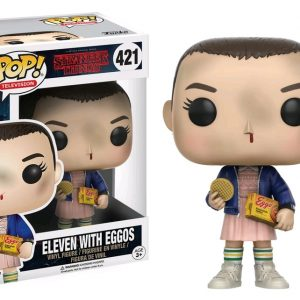 Stranger Things Pop Vinyl: Demogorgon #428 - image Stranger-Things-421-Eleven-with-Eggos-POP-300x300 on https://pop.toys