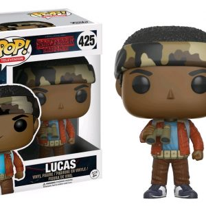 Stranger Things Pop Vinyl: Demogorgon #428 - image Stranger-Things-425-Lucas-POP-300x300 on https://pop.toys