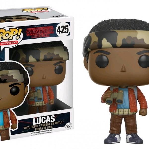 Stranger Things Pop Vinyl: Lucas #425 - image Stranger-Things-425-Lucas-POP-600x600 on https://pop.toys