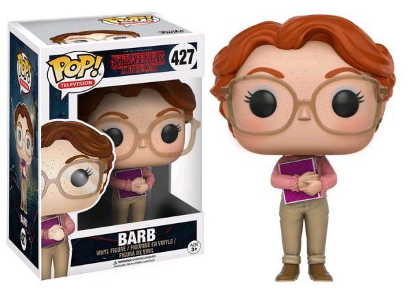 Stranger Things Pop Vinyl: Barb #427 - barb stranger things pop vinyl figure - pop toys