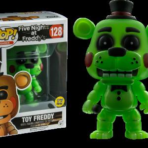 Five Nights at Freddy's Pop Vinyl: BONNIE #107 FNAF - image fnaf-glow-in-the-dark-toy-freddy-pop-vinyl-figure-normal-300x300 on https://pop.toys