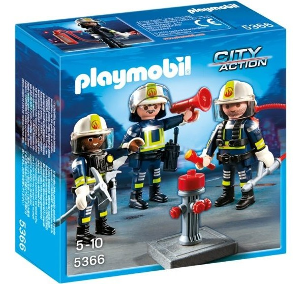 Playmobil City Action 5366 Fire Rescue Crew - image 5366-box-600x560 on https://pop.toys