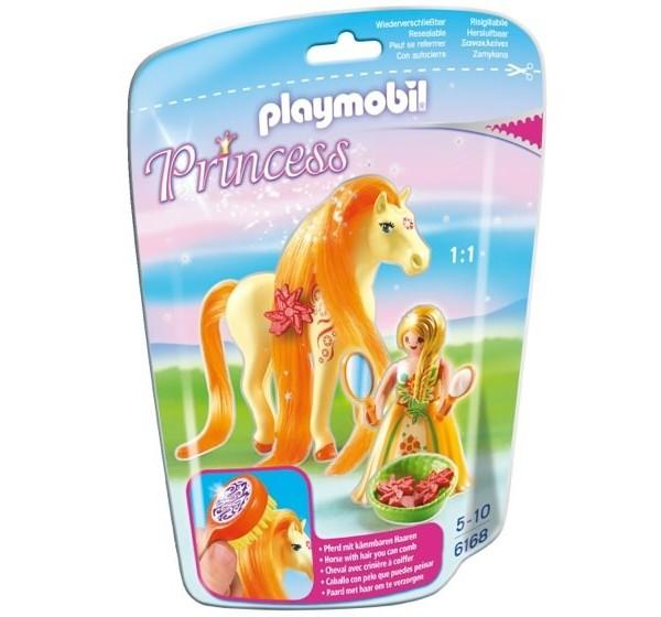 Playmobil Princess 6168 Princess Sunny with Horse - image 6168_box-600x560 on https://pop.toys