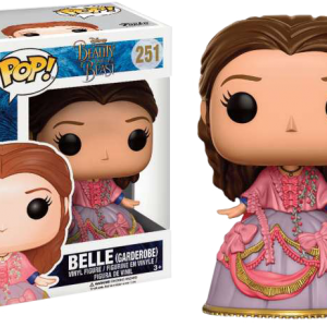 Beauty & the Beast Movie Pop Vinyl: Beast #243 - image BTB-251-belle-garderobe-pop-vinyl-300x300 on https://pop.toys