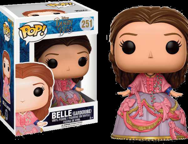 Beauty & the Beast Movie Pop Vinyl: Belle (Garderobe) #251 - image BTB-251-belle-garderobe-pop-vinyl-600x462 on https://pop.toys