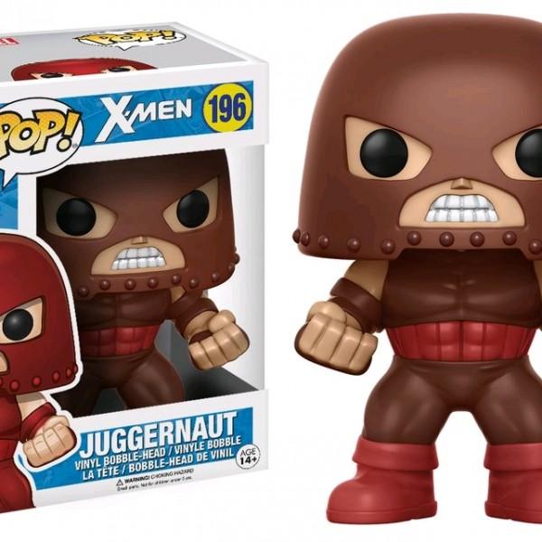 Marvel Pop Vinyl: X-Men Juggernaut #196 - image X-Men-Juggernaut-POP-600x600 on https://pop.toys