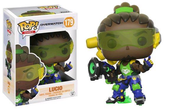 Overwatch Pop Vinyl: Lucio #179 - Lucio pop vinyl overwatch - pop toys