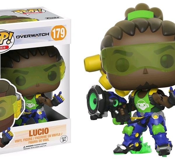 Overwatch Pop Vinyl: Lucio #179 - image Overwatch-Lucio-179-POP-600x565 on https://pop.toys