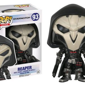 Overwatch Pop Vinyl: Mei mid blizzard exclusive #183 - image Overwatch-Reaper-Pop-Vinyl-93-300x300 on https://pop.toys