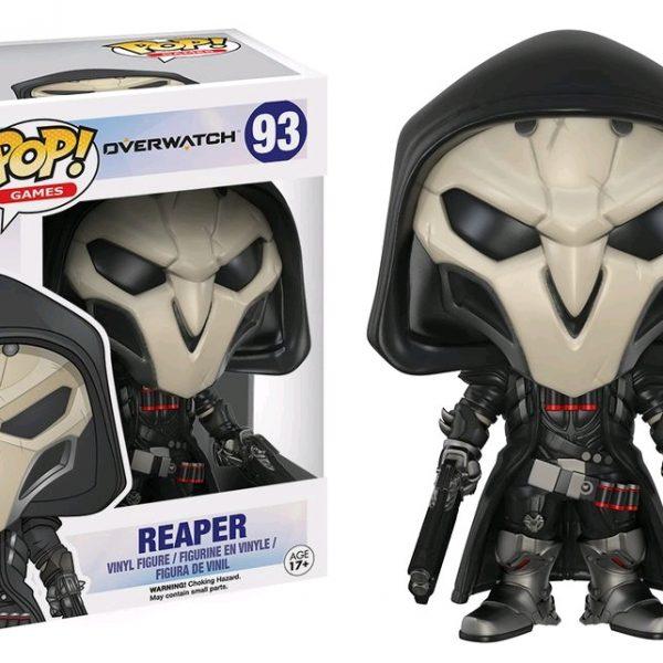 Overwatch Pop Vinyl: Reaper #93 - image Overwatch-Reaper-Pop-Vinyl-93-600x600 on https://pop.toys