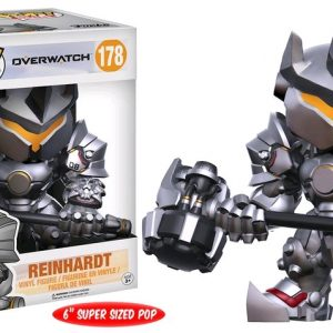 Overwatch Pop Vinyl: Mei mid blizzard exclusive #183 - image Overwatch-Reinhardt-POP-178-300x300 on https://pop.toys