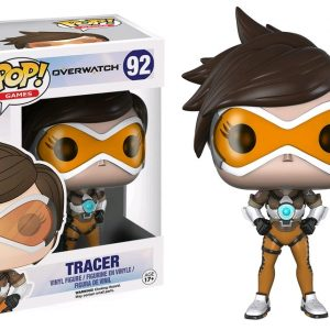 Overwatch Pop Vinyl: Mei mid blizzard exclusive #183 - image Overwatch-Tracer-Pop-Vinyl-92-300x300 on https://pop.toys