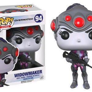 Overwatch Pop Vinyl: Mei mid blizzard exclusive #183 - image Overwatch-Widowmaker-Pop-Vinyl-300x300 on https://pop.toys
