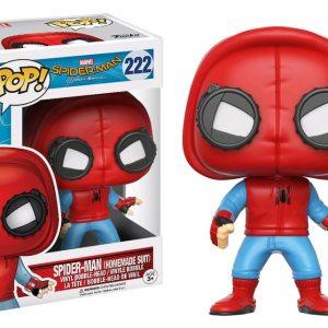 Marvel Pop Vinyl: Spider-Gwen - image Spiderman-HC-Spiderman-Homemade-Suit-222-300x300 on https://pop.toys