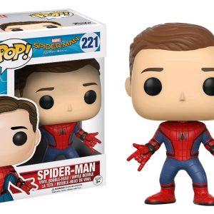 Marvel Pop Vinyl: Spider-Gwen - image Spiderman-HC-Spiderman-Unmasked-POP-221-300x300 on https://pop.toys