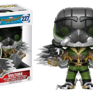 Spider-Man Homecoming Pop Vinyl: Spider-Man with headphones #265 - image Spiderman-HC-Vulture-POP-227-300x300 on https://pop.toys