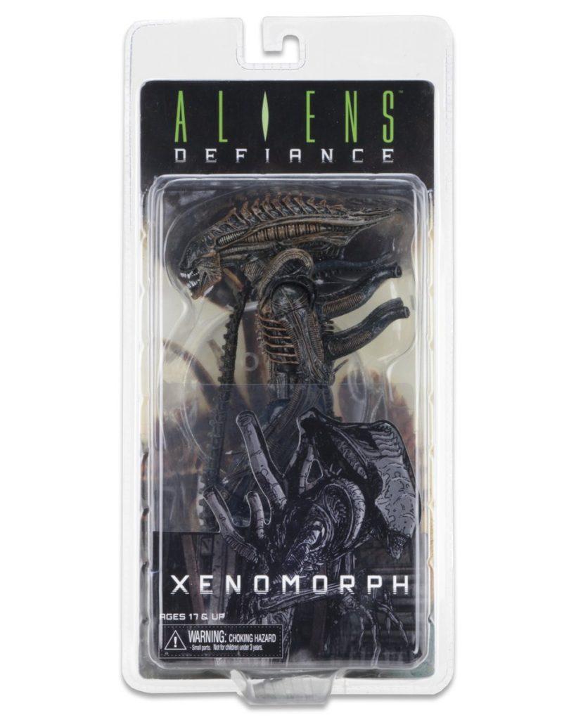 Aliens Defians Xenomorph Boxed