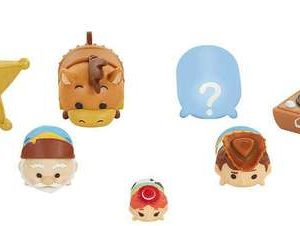 Disney Tsum Tsum 7 piece set Series 7 Figures - Cat Craze - image Disney_woodys_roundup-300x226 on https://pop.toys