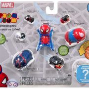 Marvel Tsum Tsum 8 Pack Series 4 Figures - Webslingers
