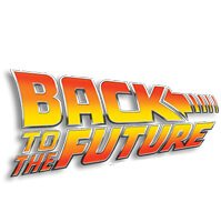 back to the future logo - back to the future movie logo - character toys - pop toys