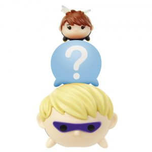 Marvel Tsum Tsum 3 Pack Series 2 Figures – Hawkeye, Wasp and Hidden - hawkeye, wasp marvel tsum tsum - pop toys