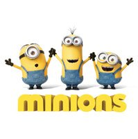 minions logo - minions icon -best toy store at victoria pop toys