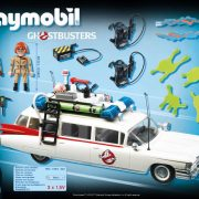 Playmobil Ghostbusters 9220 Ecto-1 Vehicle and figures - image GB_9220_Ecto1_back-180x180 on https://pop.toys