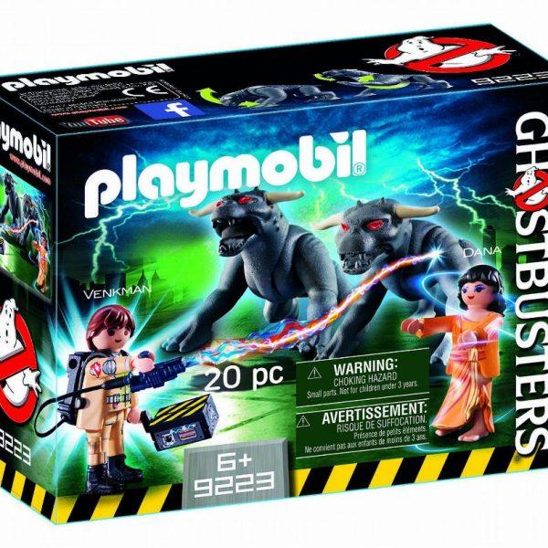 Playmobil Ghostbusters 9223 Peter Venkman, Zuul & Terror Dogs - image GB_9223_Venkman-600x600 on https://pop.toys