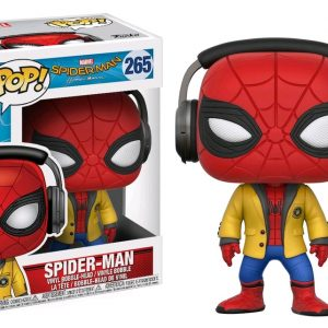 Powerpuff Girls Pop Vinyl: Mojo Jojo #201 - image Spider-Man-Homecoming-Spider-Man-Jacket-POP-GLAM-300x300 on https://pop.toys