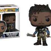 Doctor Who Pop Vinyl: War Dr #358 - image Black-Panther-Movie-Killmonger-278-POP-GLAM-180x180 on https://pop.toys