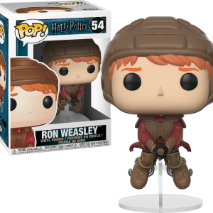 Beauty & the Beast Movie Pop Vinyl: Beast #243 - image harry-potter-ron-weasley-on-broom-54-300x300 on https://pop.toys
