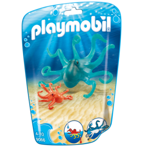 Playmobil City Action 5648 Police Carry Case - image 9066_Octopuswithbaby-300x300 on https://pop.toys