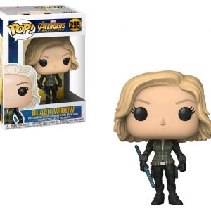 Avengers Infinity War Pop Vinyl Black Widow 3.75