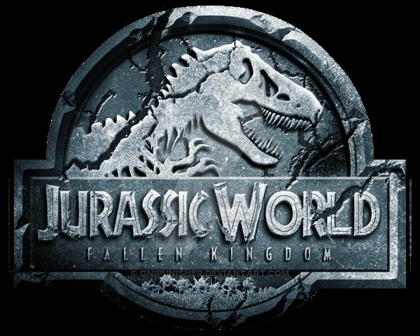 Jurassic World Fallen Kingdom Logo