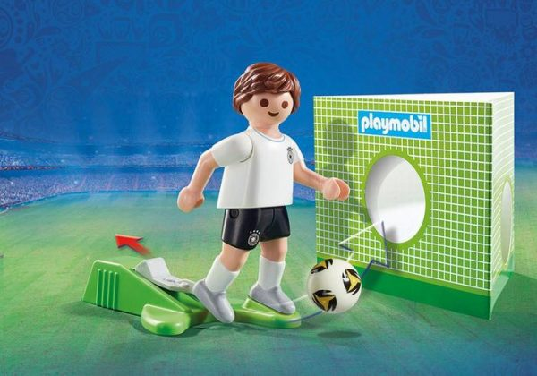 Playmobil 9511 FIFA World Cup Germany National Team Player Soccer - germany soccer player product details playmobil - pop toys