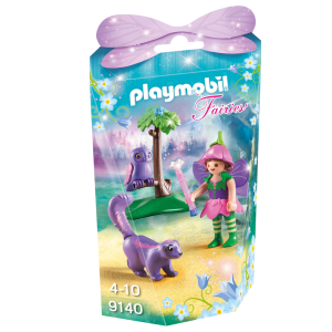 Playmobil Fairies 9140 Fairy Girl with Animal Friends Front