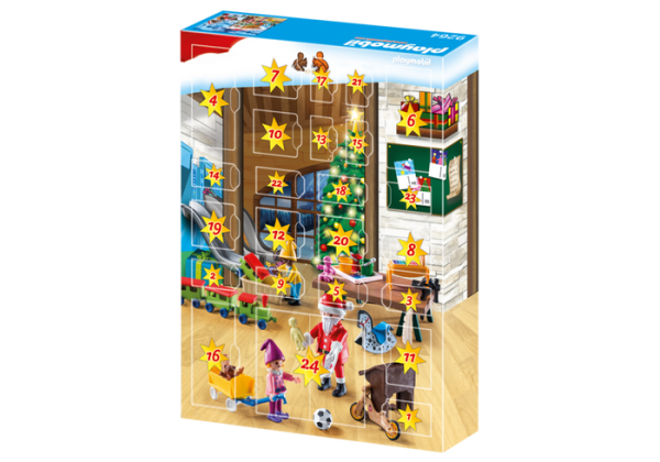 Playmobil Advent Calendar 9264 Santa's Workshop – Christmas - advent calendar playmobil extra product 2 - playmobil - pop toys