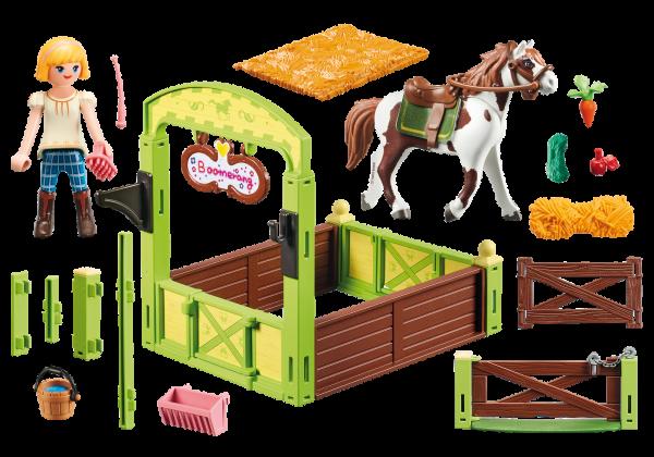 Playmobil Abigail Contents