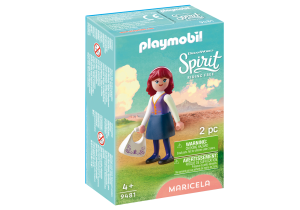 Maricela Playmobil Box