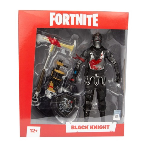 Fortnite Black Knight 7 Quot Figure By Mcfarlane Toys Pop Toys