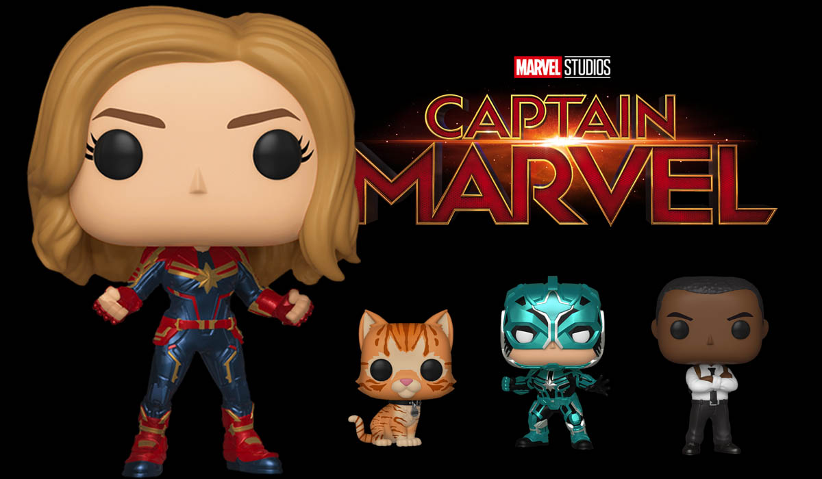captain marvel poptoys