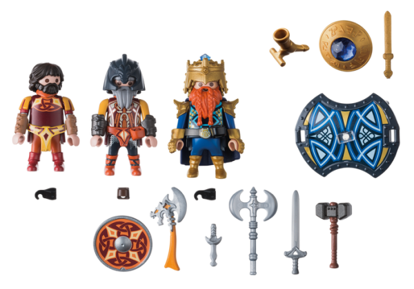 9344_Dwarf King with Guards1