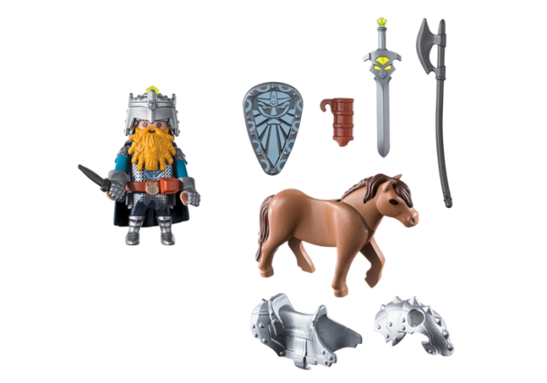 9345_Dwarf Fighter with Pony1