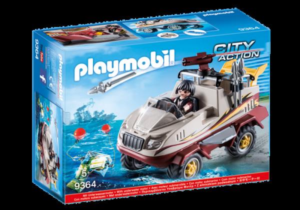 9364_Amphibious Truck