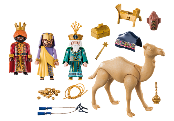 Playmobil Christmas 9497 Three Wise Kings - image 9497_Three-Wise-Kings-600x420 on https://pop.toys